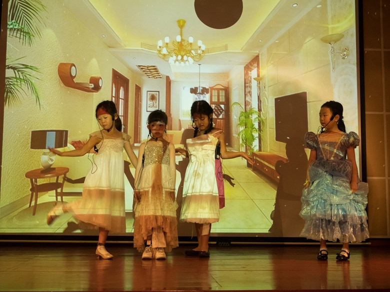 Britist International School Hanoi - Cinderella