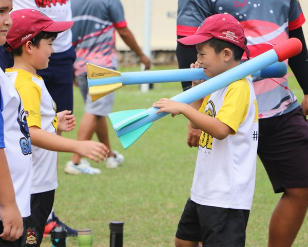 BISHCMC Primary Sports Day Year 3 2019-17