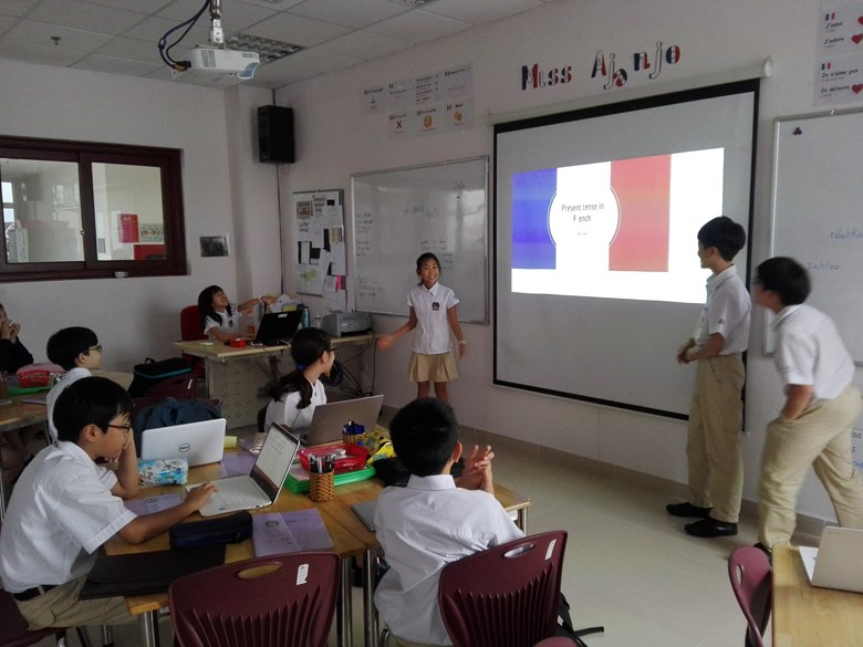 British International School Hanoi MFL