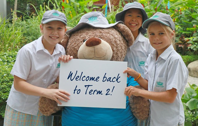 Dover Court International School, Singapore. Welcome Back to DCIS, Term 2, 2019