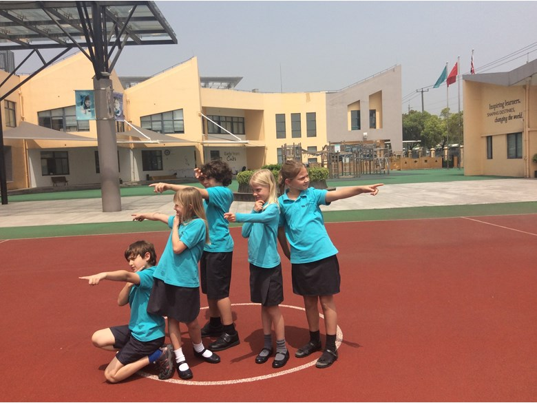 Year 4 Students