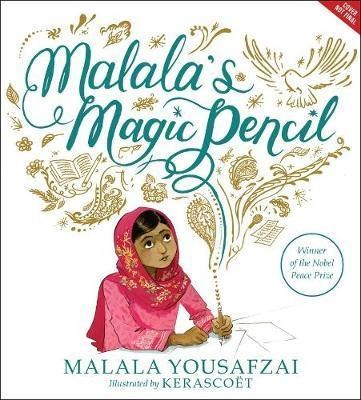 Global Library Launch - Mala's Magic Pencil