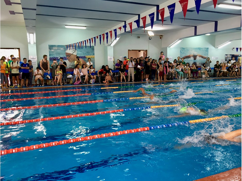 BIS HCMC Invitational Swim Meet