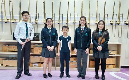 Virtual Young Musician of the Year Winners