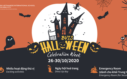 BVIS HCMC Halloween Celebration Week