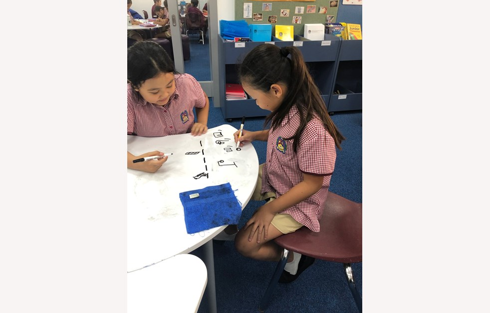 Year 6 IPC Entry Point 20