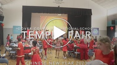Temple Fair, Chinese New Year 2020