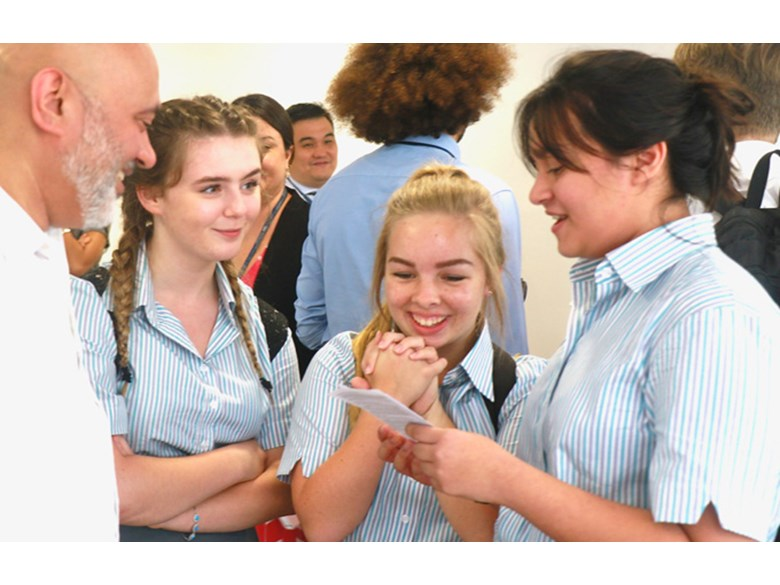 DCIS Secondary Students Receive Excellent iGCSE Results