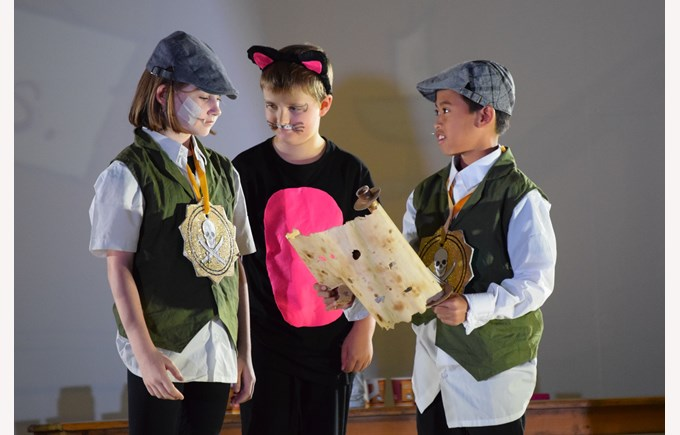 Year 2 And Year 6 Productions