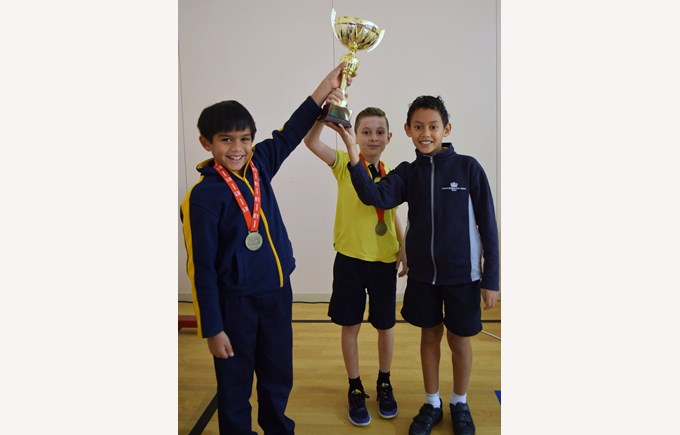 Rayyan Triathlon Winners