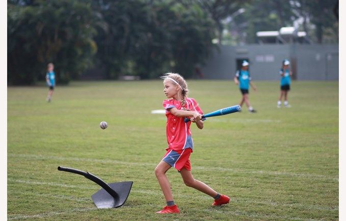 NAE Primary Games 2019 - British International School HCMC