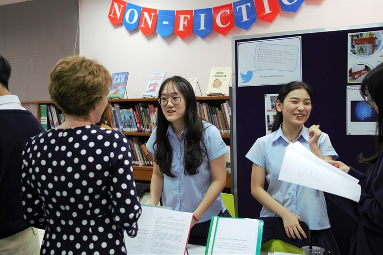 IB Showcase 1 British International School Hanoi