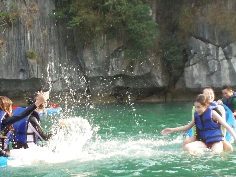 British International School Hanoi Y8 Cat Ba Trip 2018 (24)
