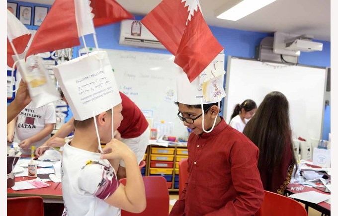 Qatar National Day at Compass School_6042