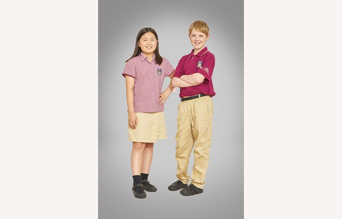 British International School Hanoi Primary Uniforms