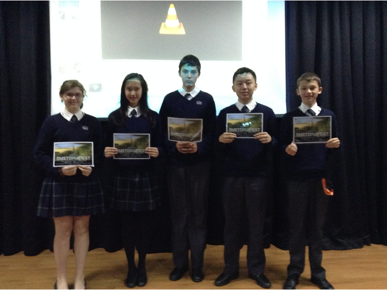 Year 9 Excel in Dystopia Awards