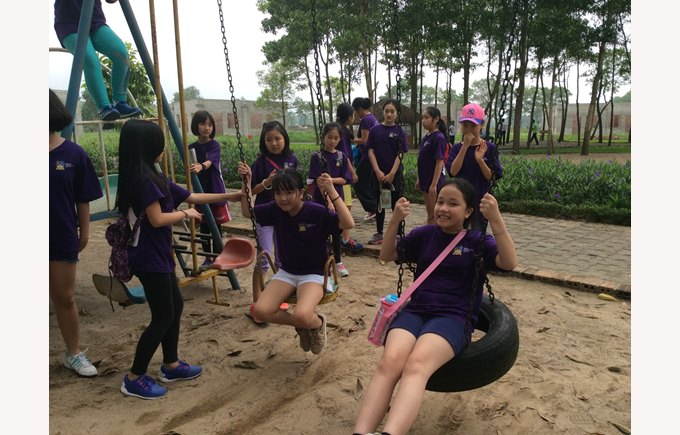 British International School Hanoi - Year 5 Cuc Phuong Trip