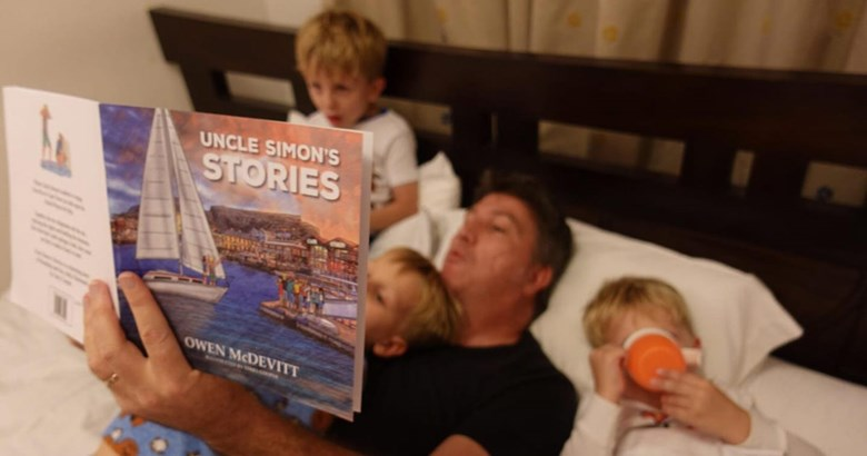 Uncle Simon's Stories - Owen McDevitt