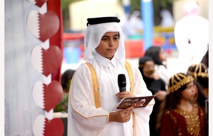 Qatar National Day at Compass School_5533