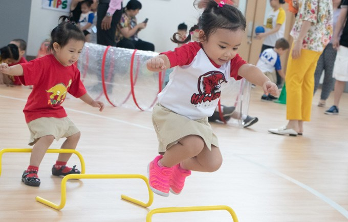 Physical Development in Early Years Education - BIS HCMC