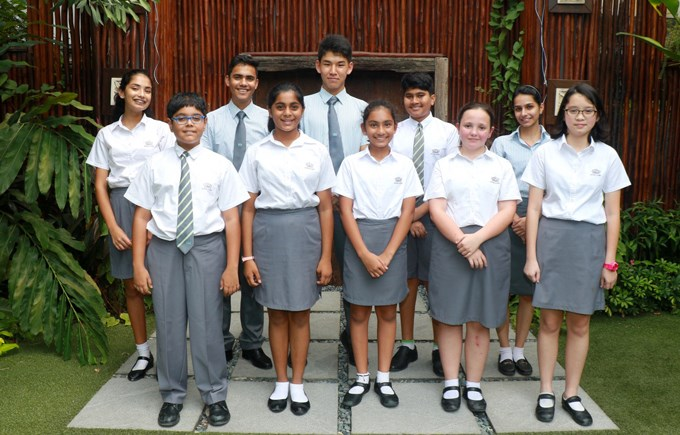 Dover Court International School Singapore, DCIS Student Council Service Committee