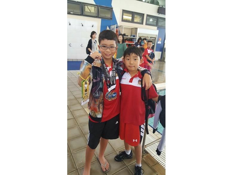 BIS HCMC Barracudas Compete in Hanoi 7