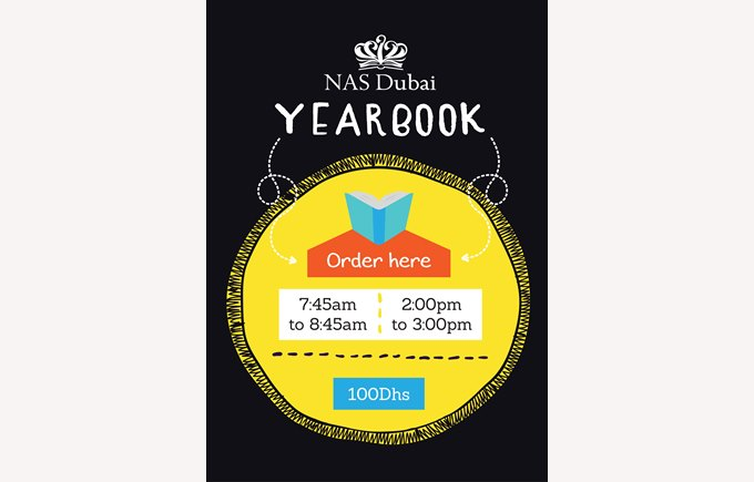 Yearbook on sale!