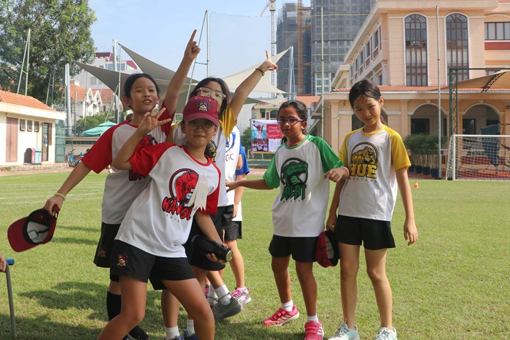 BISHCMC Primary Sports Day Year 5 2019-12