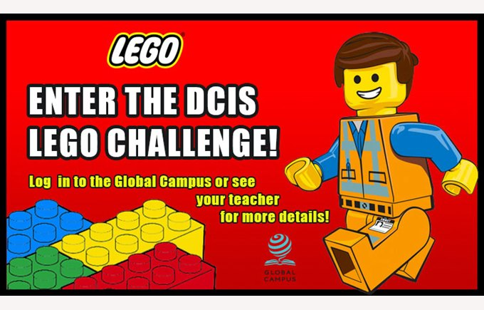 Global Campus Lego Challenge