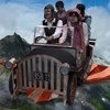 "BSB Production ""Chitty Chitty Bang Bang"" Flying Video"