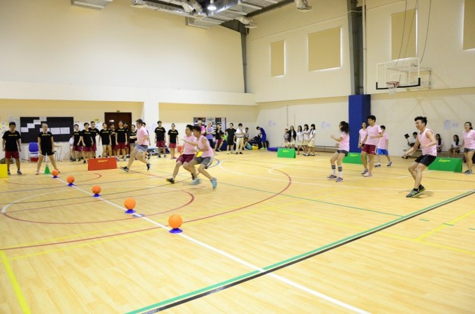 BVIS Annual Dodgeball Competition 2015