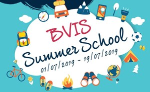 BVIS HCMC Summer School 2019