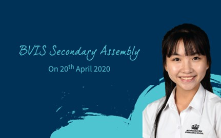 BVIS Secondary Assembly 2020