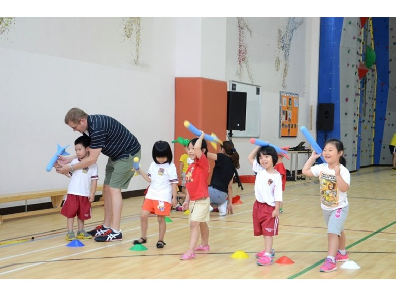International Early Years School BVIS Sports Day (3)