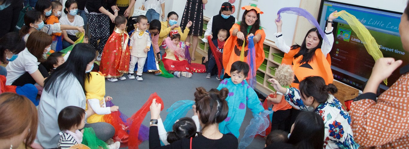 Little Learners Halloween at NAISGZ