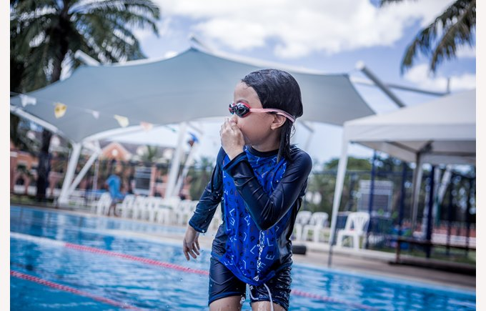 Swimming | Regents International School Pattaya