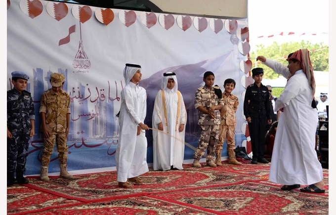 Qatar National Day at Compass School_5683