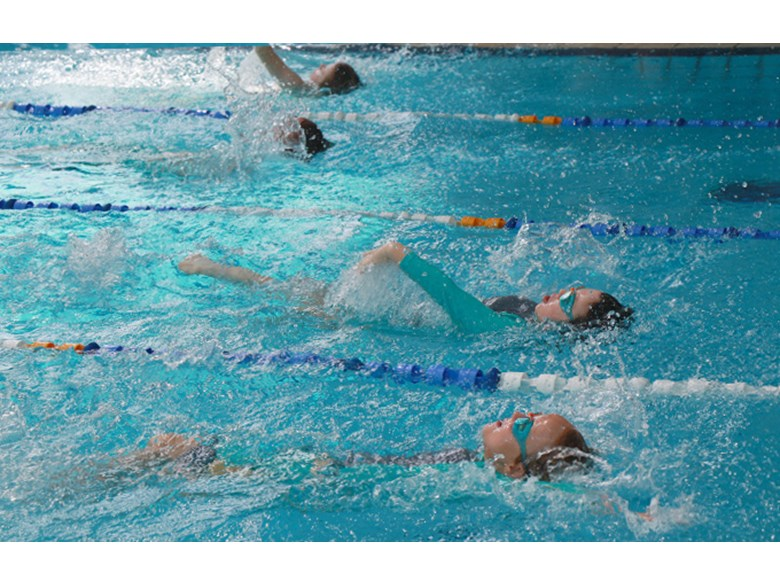 Year 2 Swim Gala January 2019