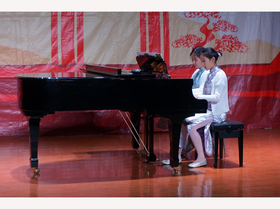 Chinese New Year - Piano