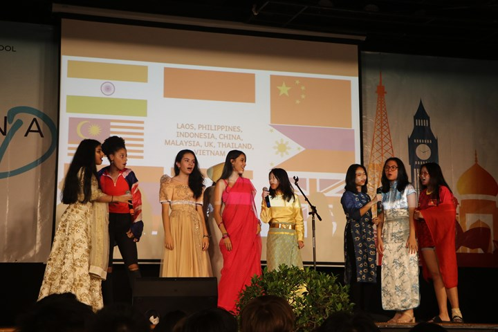 BISHCMC Secondary International Day 2019-12