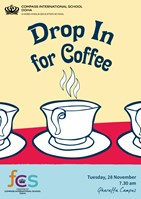 Drop in for Coffee Gharaffa