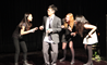 Year 9 students from the British International School Shanghai, Puxi perform their versions of Shakespeare