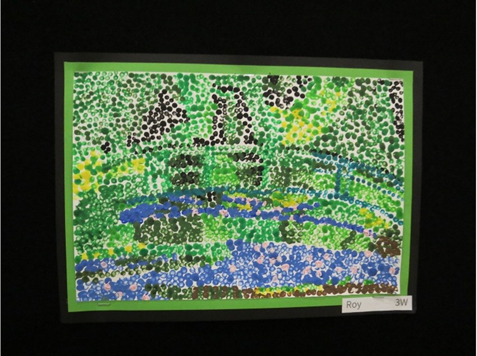 Year 3 & 5 Art Exhibition