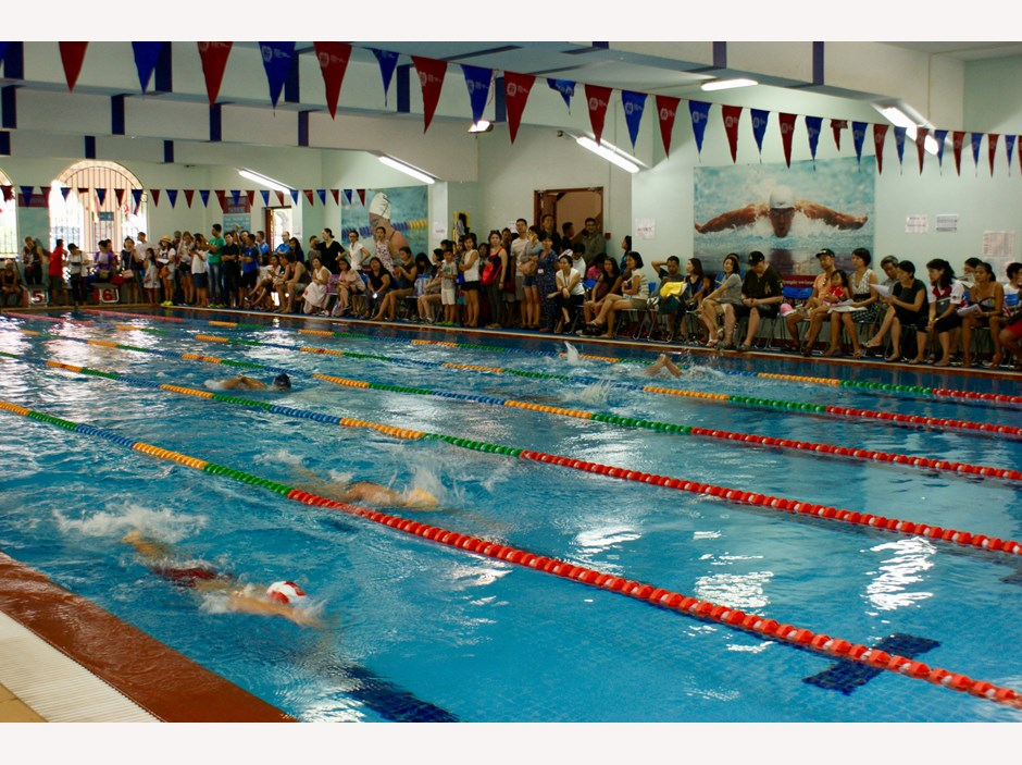 BIS HCMC Invitational Swim Meet 10