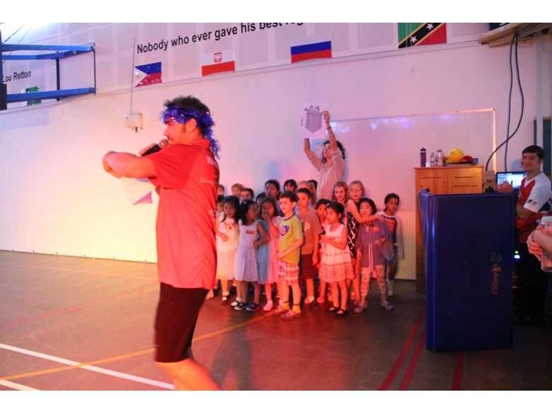 BIS Ho Chi Minh Term 2 Disco Party 6