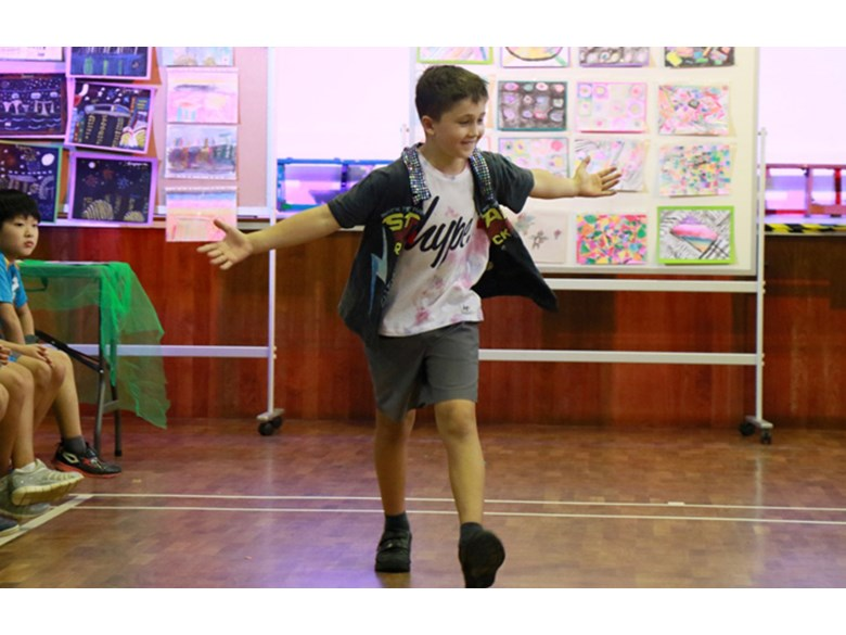 Dover Court International School Singapore Year 4 IPC Exit Point Fashion