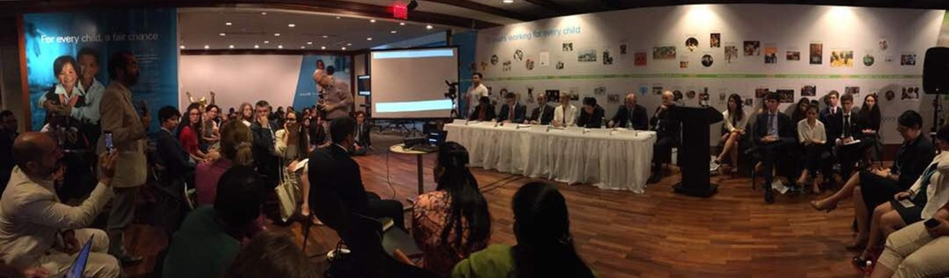 Nord Anglia presentation at United Nations High Level Political Forum