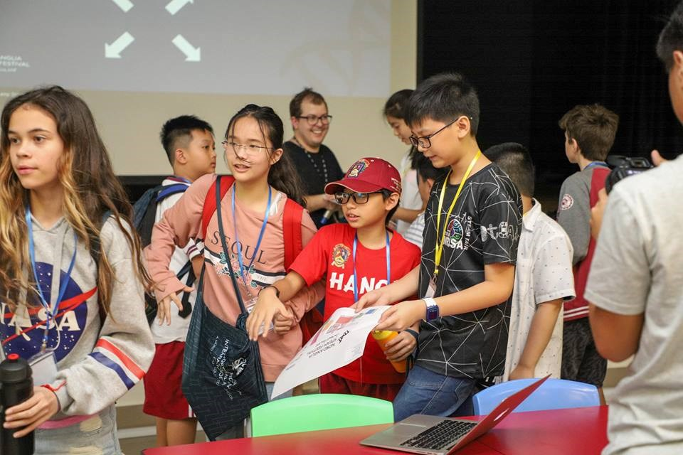 STEAM Festival BVIS HCMC 2018
