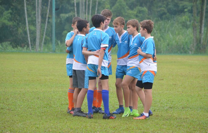 Rugby boys two