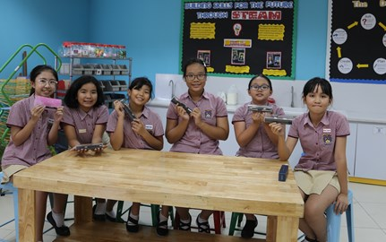 BVIS HCMC Rewards system Primary | Nord Anglia